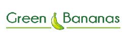 Afbeelding › Green Bananas