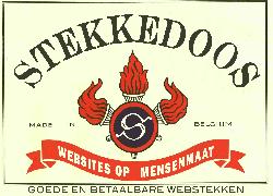 Afbeelding › Webdesign Stekkedoos